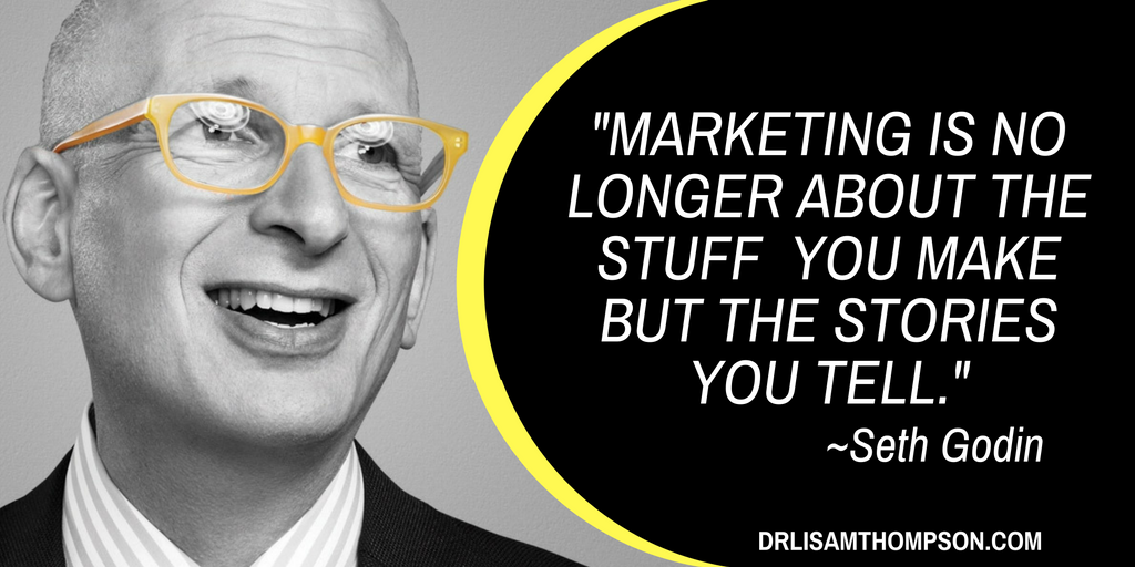 Seth Godin Wrote A Blog Post For Me Today Laura Woodard